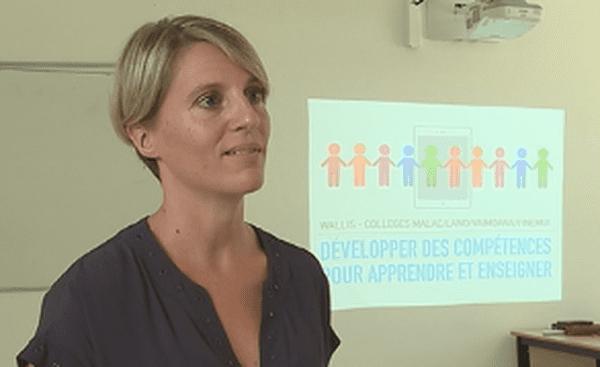 formatrice enseignants pédagogie Numérique