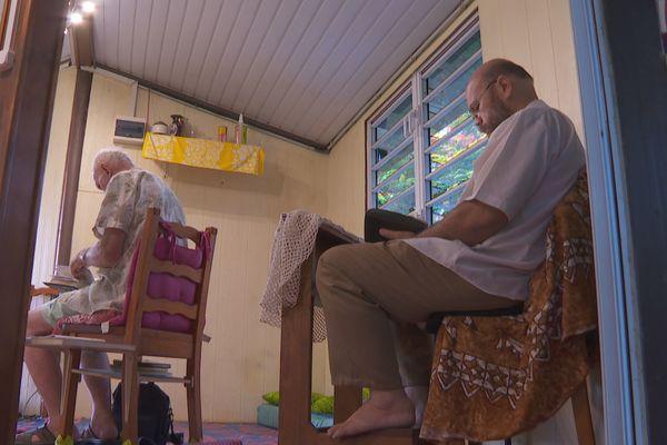 Vaimataarii et Xavier consacrent leur vie à Dieu et aux autres