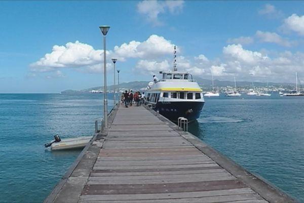 ponton Trois-Îlets
