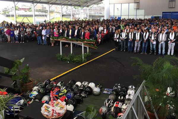 Messe des motards 2018