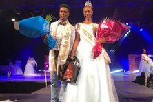 Orhana et Loghan sont Miss et Mister Inter lycées 2018