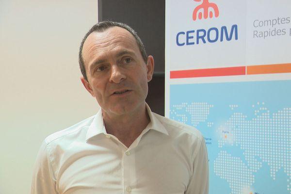 Philippe Renaud, directeur de l'AFD.