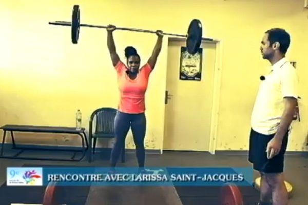 Larissa Saint-Jacques