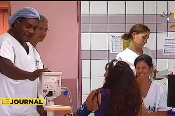 L'hôpital de Noumea surbooké