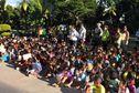 L'association Social Police 2000 invite 400 enfants des quartiers défavorisés