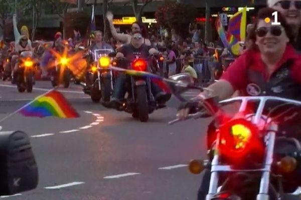 Australie Sydney gay parade