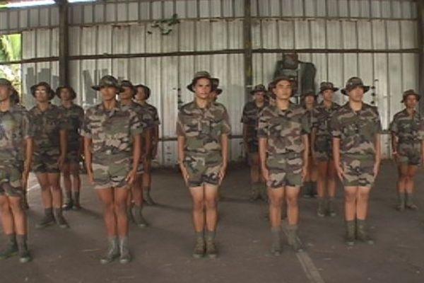 immersion jeunes armée