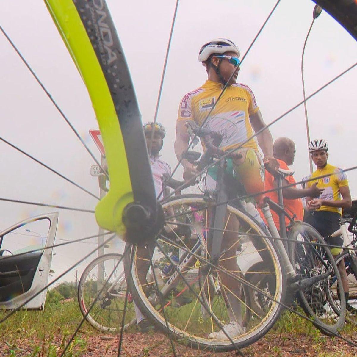 Entre cyclisme et danse Landry Fegan a appris à surmonter son handicap