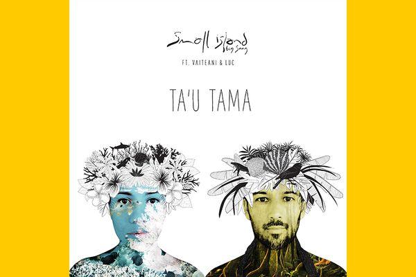 Pochette single Ta'u tama feat Vaiteani & Luc