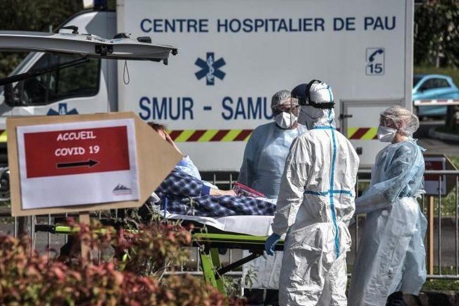 """1417 morts en France en 24 heures, """"l'heure du confinement va durer"""" indique le premier ministre - Polynésie la 1ère"""