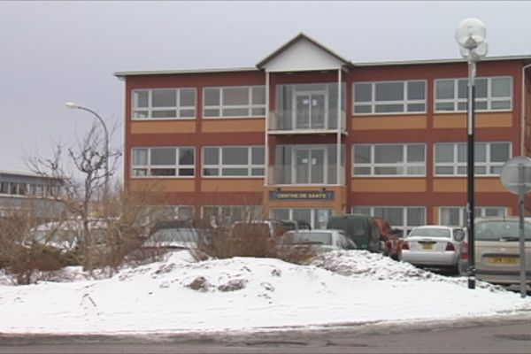 Centre de santé de Saint-Pierre