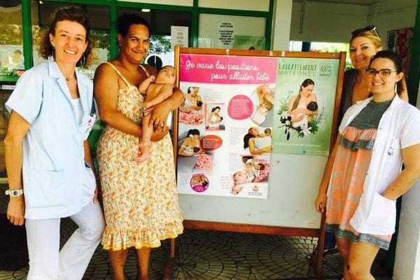 semaine mondiale allaitement 2016