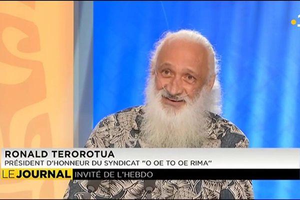 Ronald Terorotua : « il y a 60.000 salariés qui demandent de ne pas repousser l'âge de départ à la retraite »