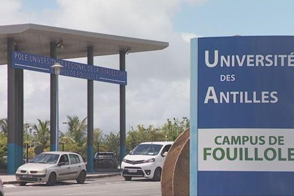 Université des Antilles campus de Fouillole