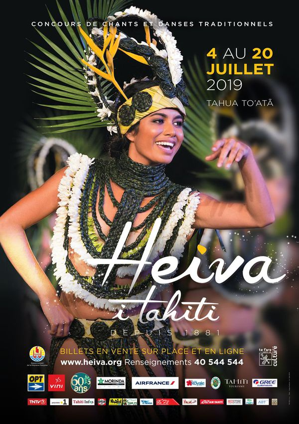 AFFICHE HEIVA 2019