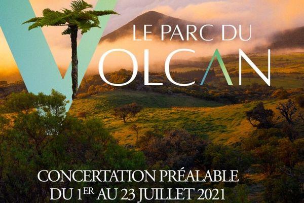 La Tampon concertation publique projet du Parc du Volcan à la Plaine-des-Cafres 100721