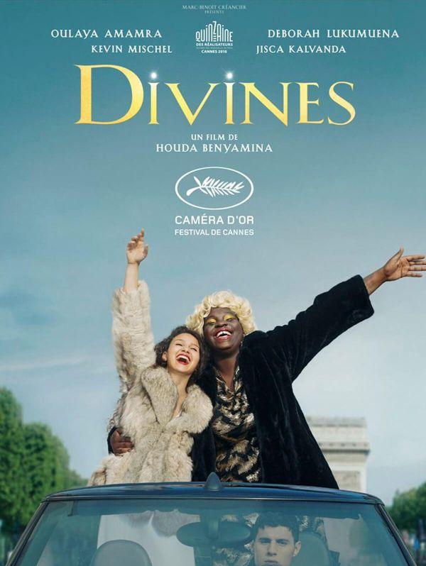 Divines sélection festival de cinéma de La Foa 2017