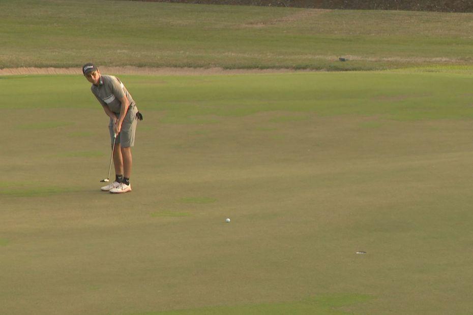 Golf : Darrason s'offre à domicile son deuxième omnium - Nouvelle-Calédonie la 1ère