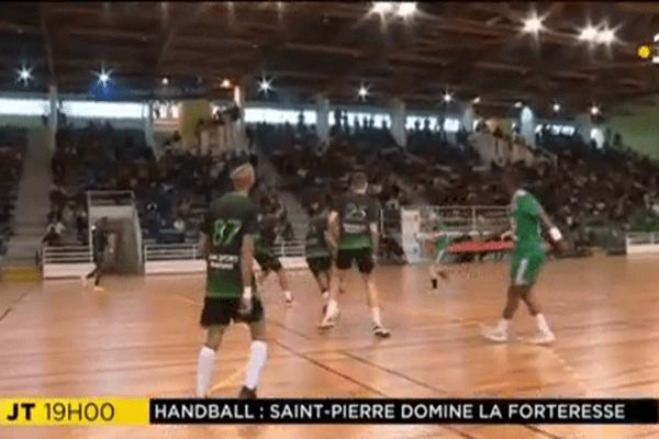 Handball : Saint-Pierre / Château Morange