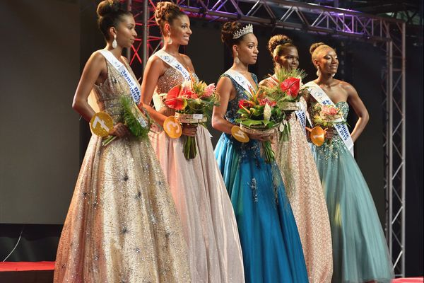Robes Miss Martinique 2019