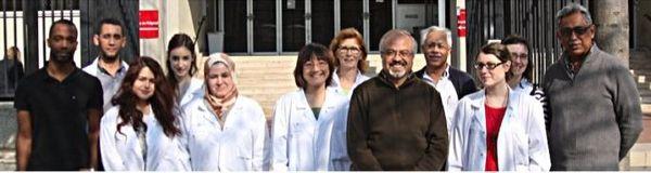 l'équipe de chercheurs