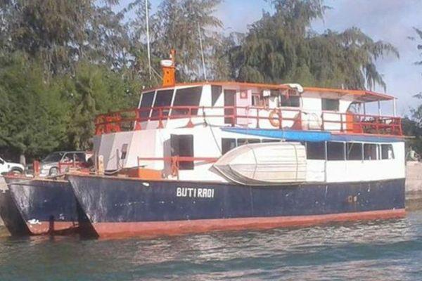 Bateau disparu aux Kiribati