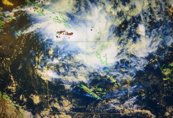 Dépression tropicale 2