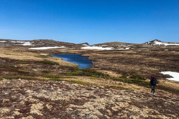 Gilles Gloaguen propose des treks pour découvrir Miquelon-Langlade autrement.