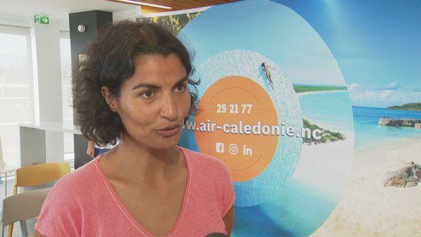 Diane Moutoussamy, organisatrice du tour cycliste féminin 2019