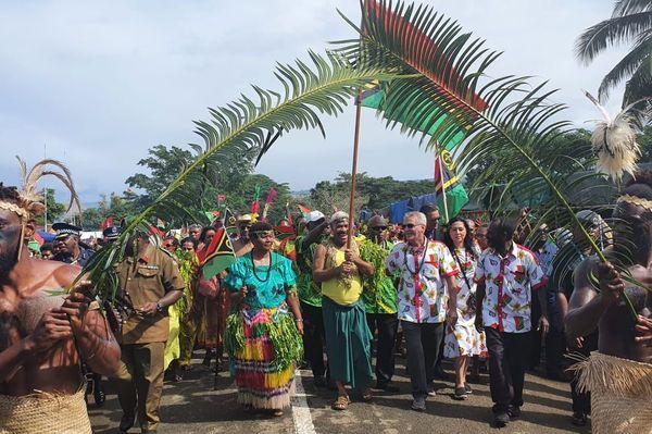 Indépendance Vanuatu 23 juillet 1