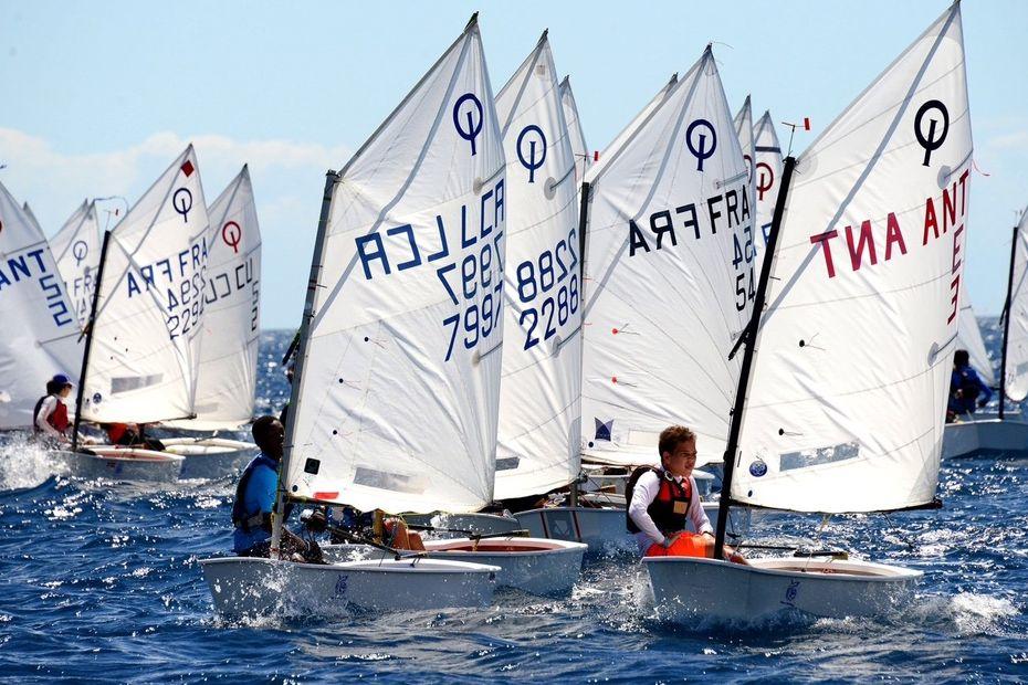 Semaine nautique de Schoelcher : lundi décisif pour les podiums - Martinique la 1ère
