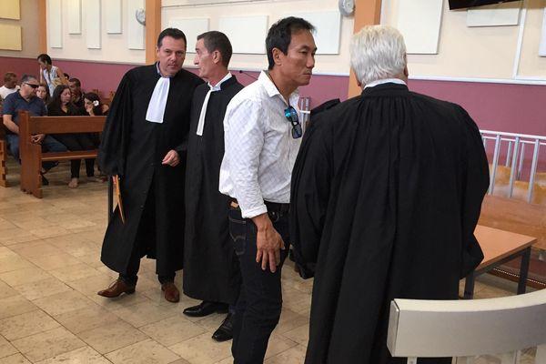 Tribunal Air Moorea délibéré