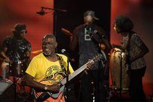 Jacob Desvarieux, l'un des plus grands musiciens Antillais de tous les temps.