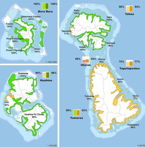 Potabilité de l'eau aux Iles Sous Le Vent