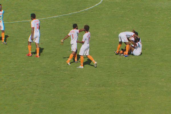 Le SC Ne Drehu vivra sa première finale de Coupe de Calédonie le 31 octobre prochain au stade Numa Daly.