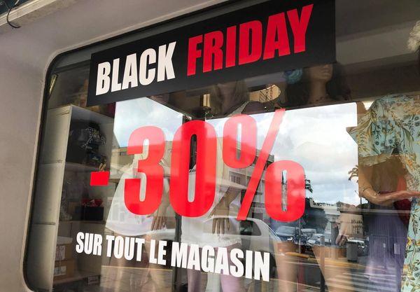 Black friday 2020, Nouméa