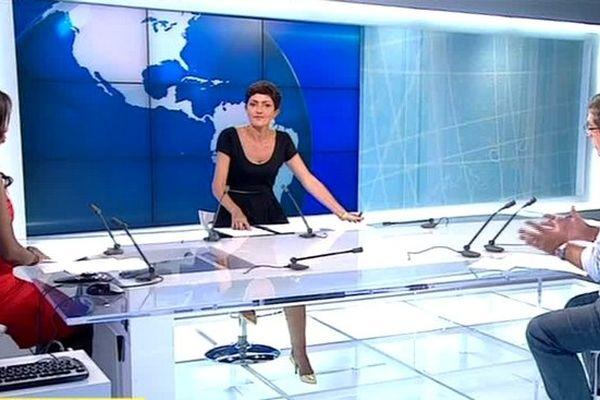 Carnet de campagne : Plateau Valérie Filain - Emmanuelle Haggai