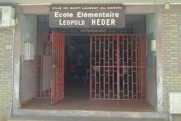 Ecole élémentaire Léopold Heder Saint-laurent