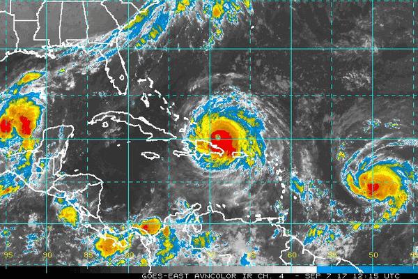 Trois cyclones