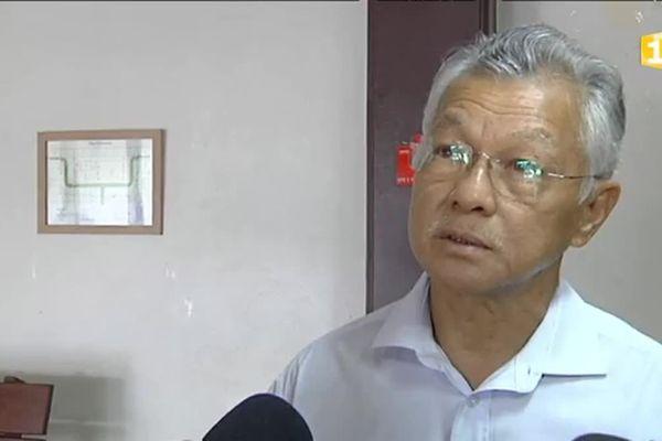 Affaire des emplois fictifs présidence Tong Sang
