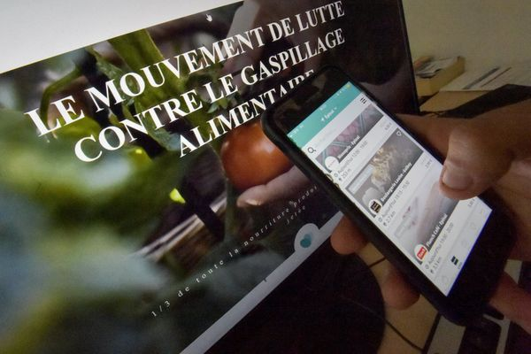 application contre le gaspillage alimentaire