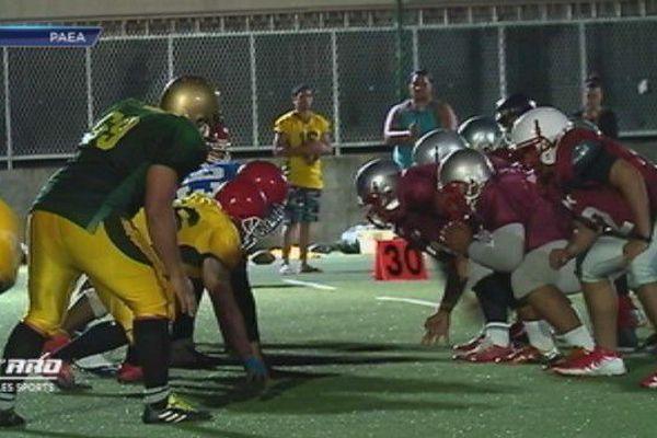 Football américain Tahiti