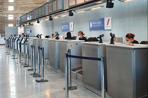 L'aéroport de Montréal au temps du confinement