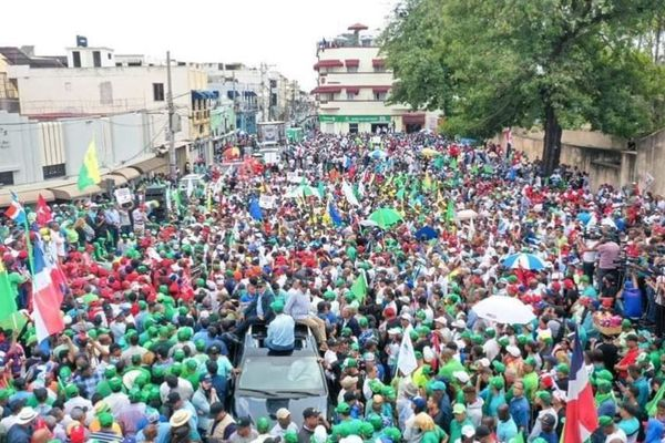 République Dominicaine (élections)
