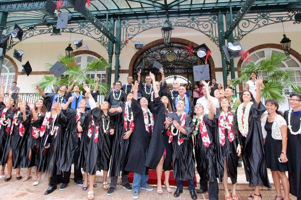 Graduation ECT