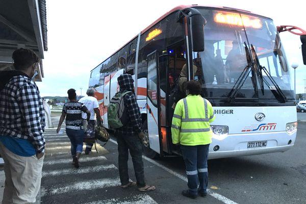 Reprise bus Raï