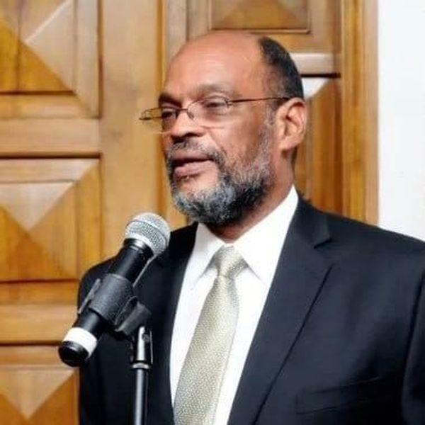 Ariel Henry Premier ministre Haïti