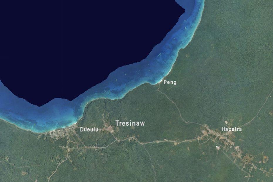 Lifou : baignade et pêche interdites de Hapetra à Drueulu pour cause de requins - Nouvelle-Calédonie la 1ère
