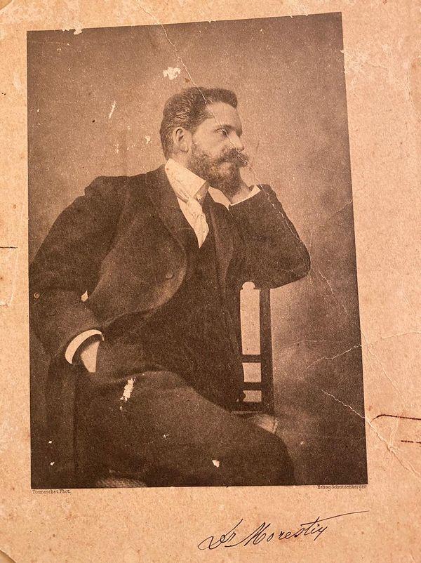 Hippolyte Morestin