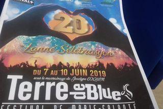 20ème Festival Terre de Blues